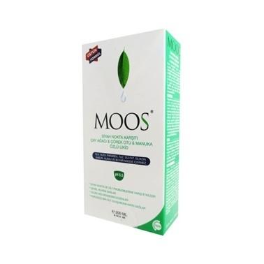 Moos Anti-Comedone Liquid Skin Cleanser 200ml Renksiz